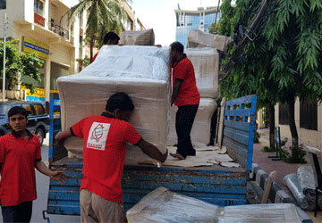 Residential Move house shifting service in dhaka