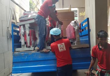 Reputed House Shifting Service in Dhaka