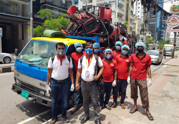 Office Shifting Service in Dhaka | Office Relocation
