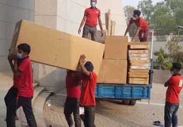 Office Movers Service in Dhaka